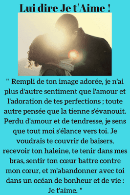 sms d'amour touchant