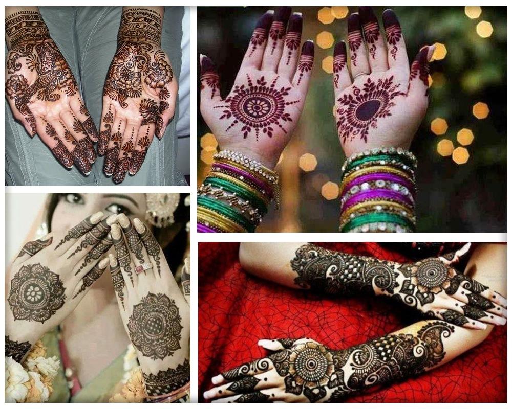 Jodha Akbar Mehndi Designs