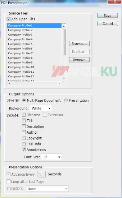 PDF Resize
