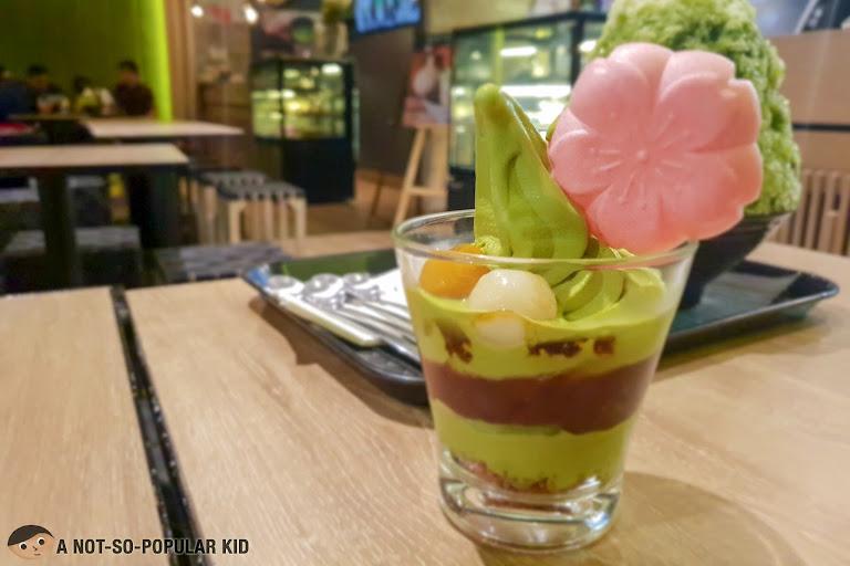 Tsujiri's Japanese Matcha Desserts in Greenbelt 5