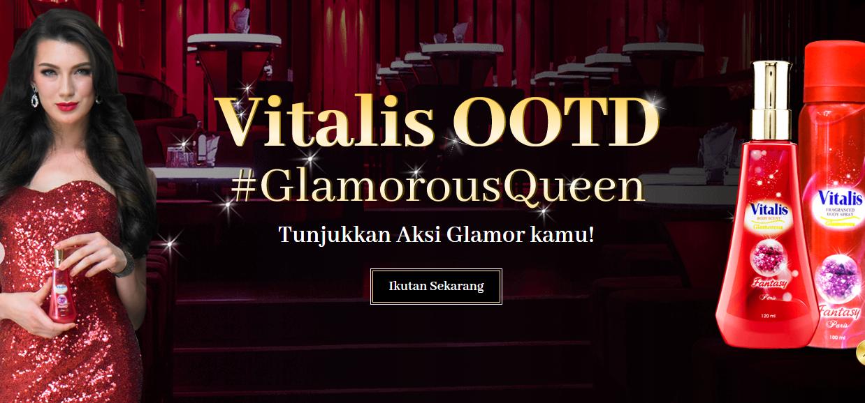 Glamorous Queen