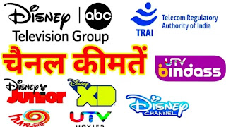Disney TV Network Channels Pack