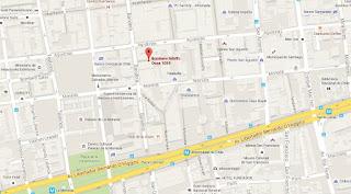 Salvador Cocina mapa ubicacion