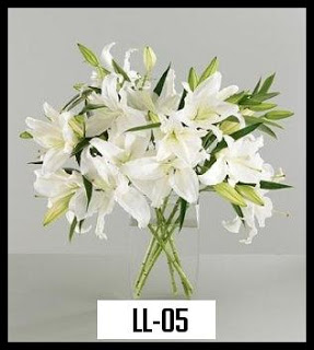 Jual Karangan Bunga Lili Di Kali Sari