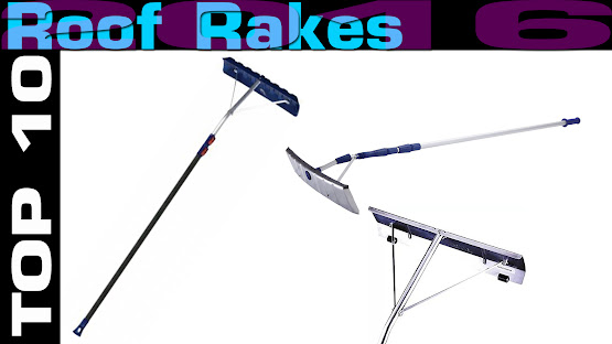 Top 10 Review Products-Top 10 Roof Rakes 2016