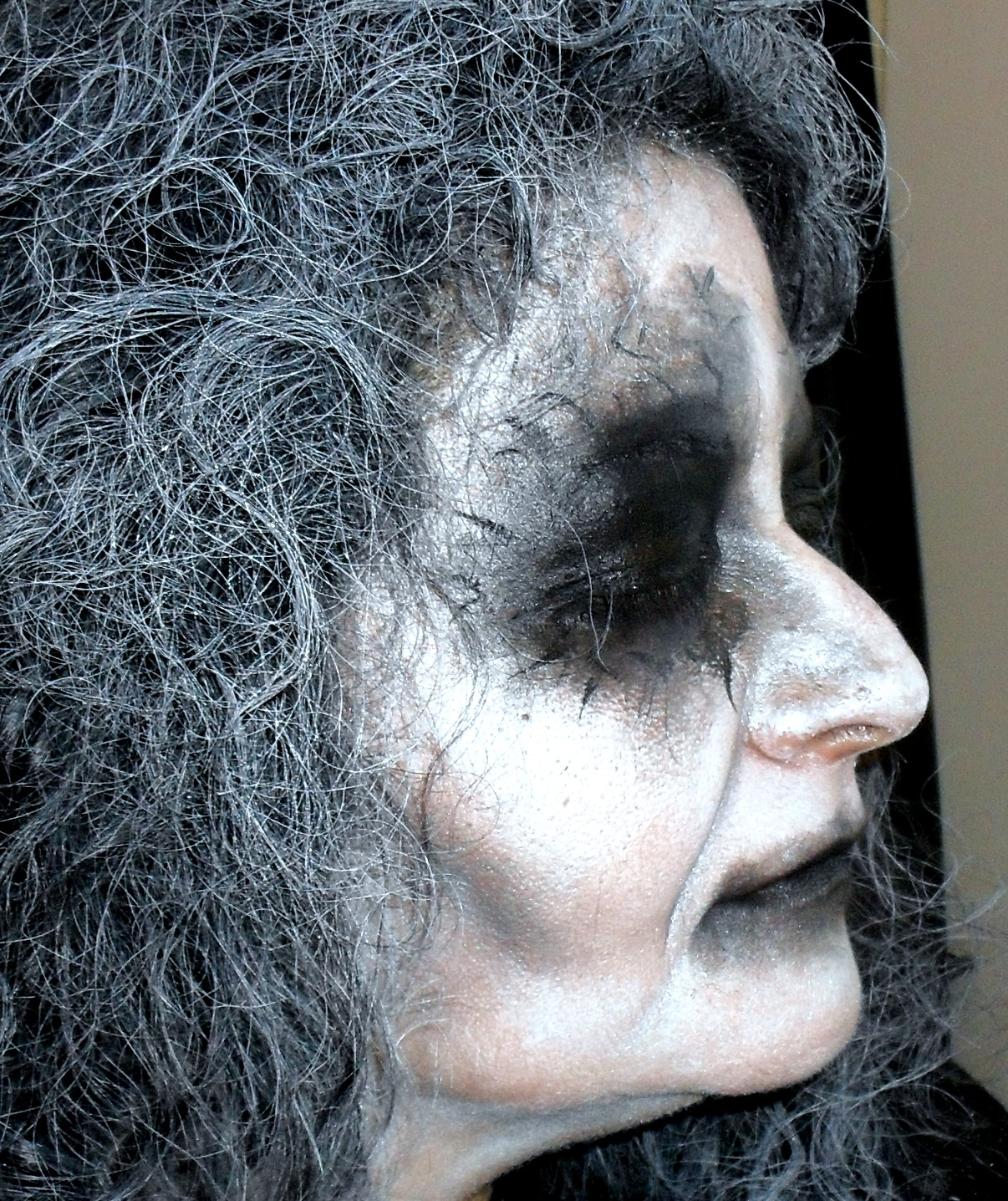 Haunted House Nyc Youtube: ILoveDawsonsCreek: Mother In Law Makeup