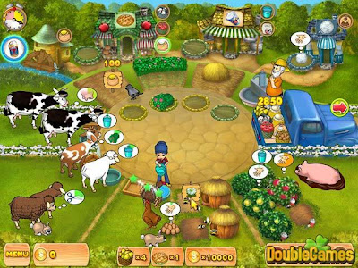 Farm Mania 1 Game Free download