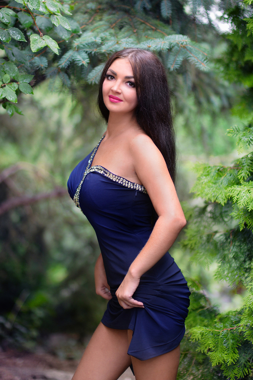 Ukrainerin bei Partnervermittlung
