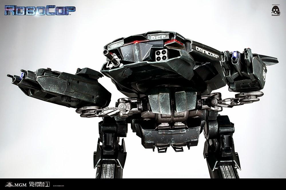 ED-209 della ThreeZero