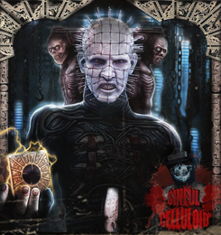 Wear a bit of Pinhead's flesh on yours: Fright Rags Summons