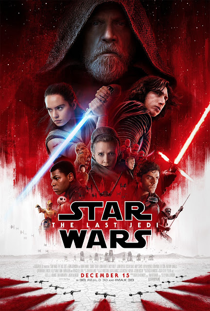 afis nou ultimul jedi-star wars 8-poze