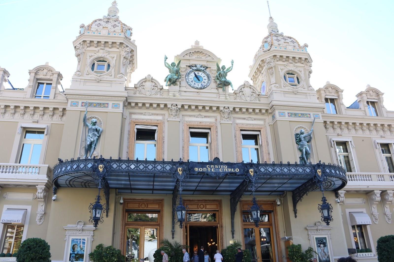 Monaco Casino de Monte-Carlo