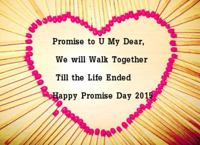 Promise Day Images 2017
