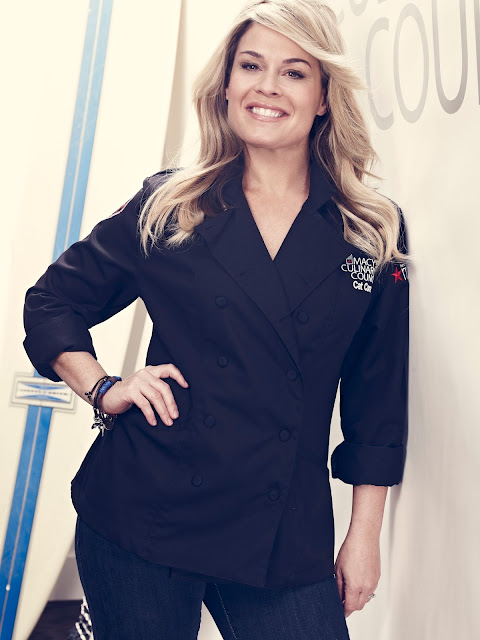 iron chef cat cora www.simplysassystyle.com