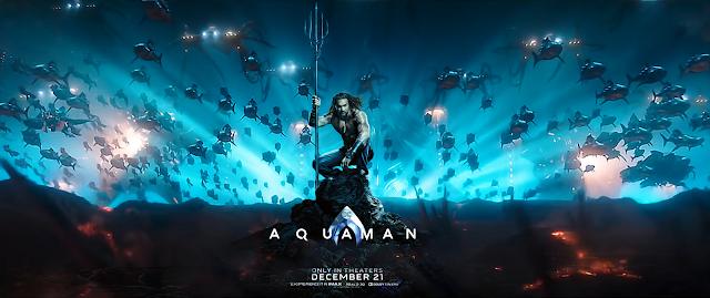 Trivia Menarik Dan Review Ringkas Filem Aquaman