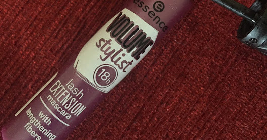 Recensione Volume Stylist 18H Lash Extension Mascara ESSENCE