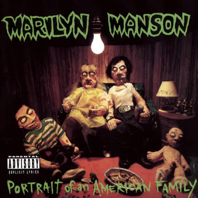 Portrait of an American Family, blog mortalha, marilyn manson, 1994