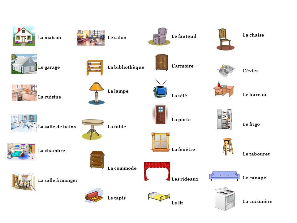 Top Apprenons français ensemble!: Vocabulaire pour débutant: la maison BP92