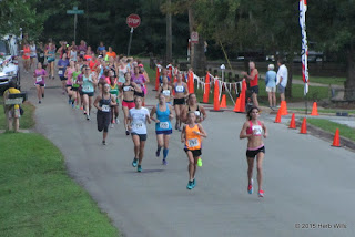2015 Tallahassee Women's Distance Festival