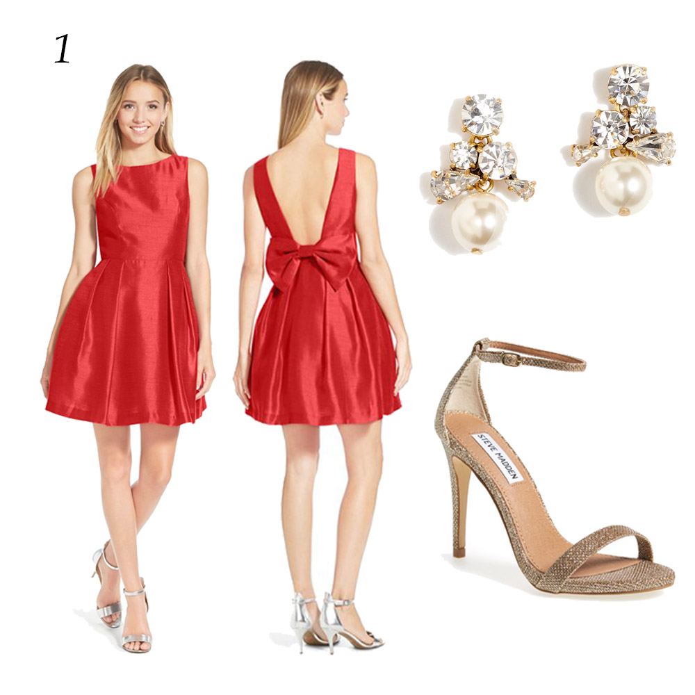 2ac1070c863 I ve put together a few Christmas Holiday inspired looks that are perfect  for those super fun holiday parties that will take you all the way into New  Years!