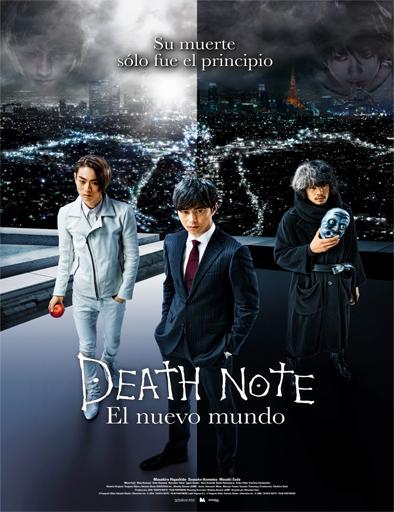 Ver Death Note: El nuevo mundo (2016) Online