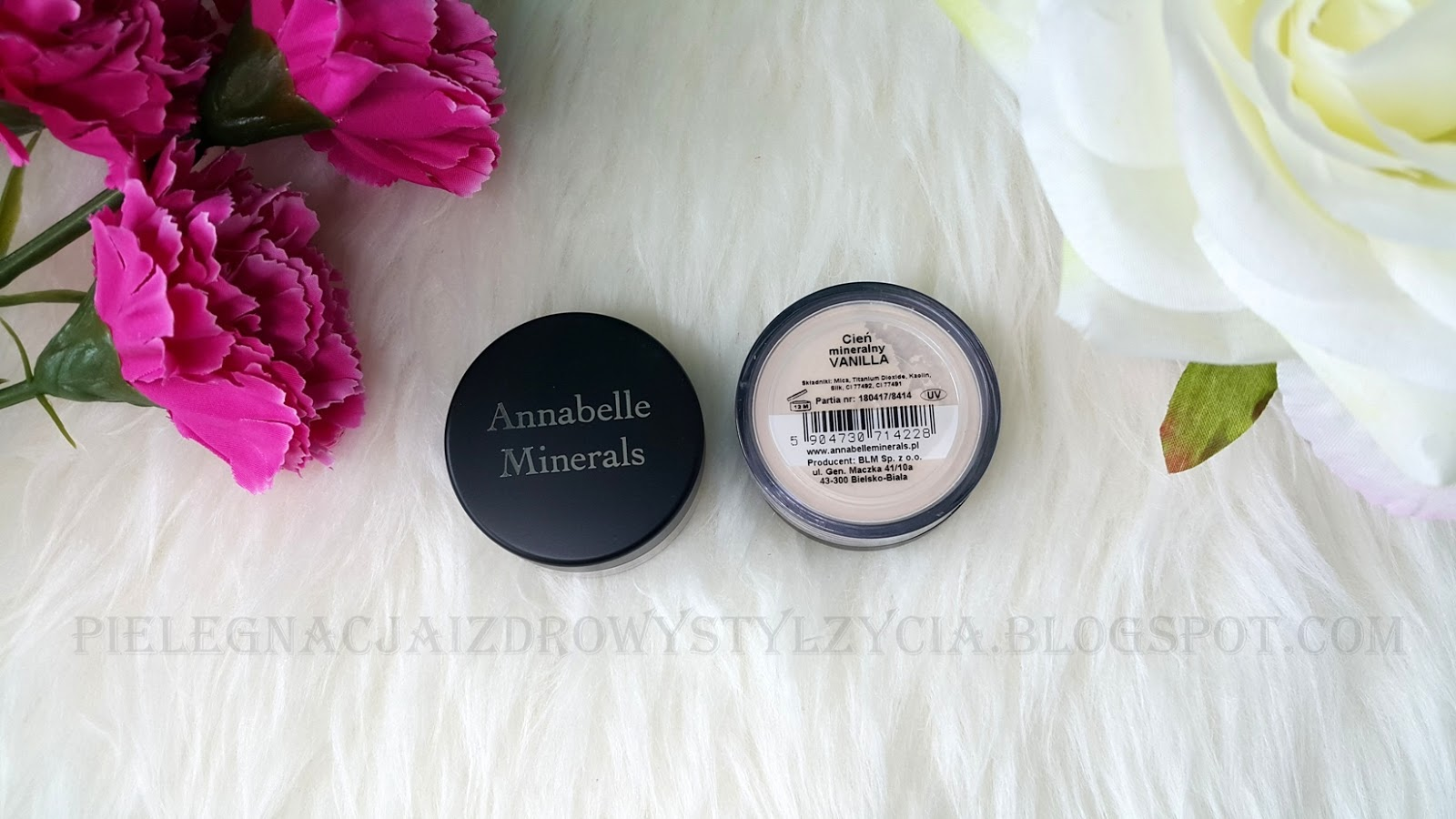 Upominki z konferencji Meet Beauty 2017 Annabelle Minerals