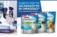 Logo PetPassion : rispondi e ricevi un campione omaggio DentaLife