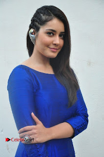 Raashi Khanna Pictures at Supreme Success Meet ~ Celebs Next
