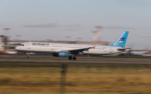 russian plane crashed sinai egypt