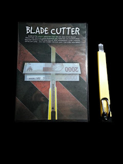 toko sulap jogja Blade Cutter Masuda