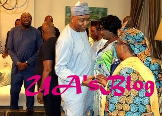 Saraki meets Actors Guild of Nigeria, reveals plan for movie industry
