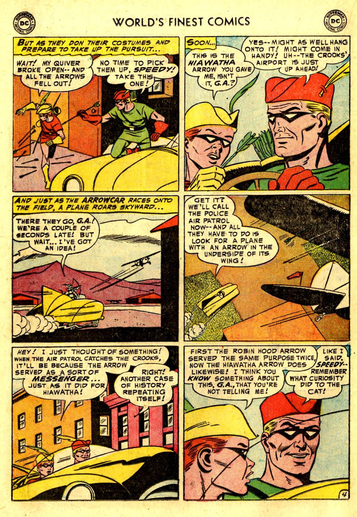 Read online World's Finest Comics comic -  Issue #75 - 20