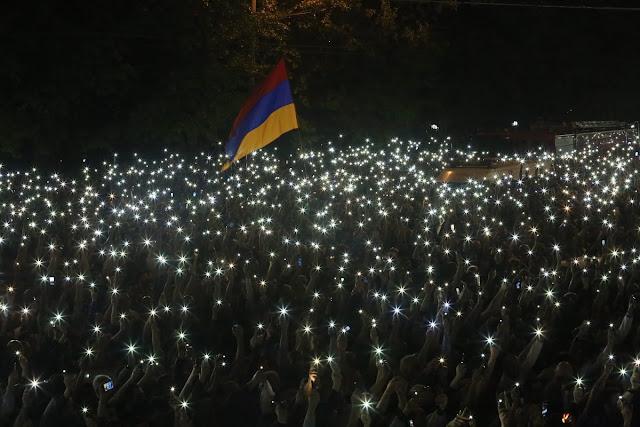 Ereván apagará la luz en la Hora de la Tierra