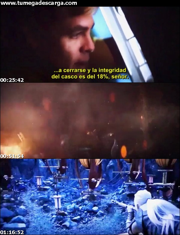 Descargar Star Trek: Más allá Subtitulado por MEGA.