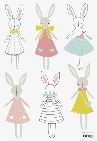 S1021_A3-Stickers-Lapin-Fille-Rose-Deco-Lilipinso.Jpg 400×584 Пикс