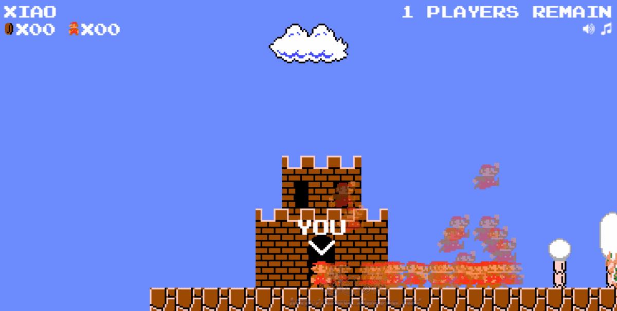 Mario Royale 免費網頁版超級瑪莉