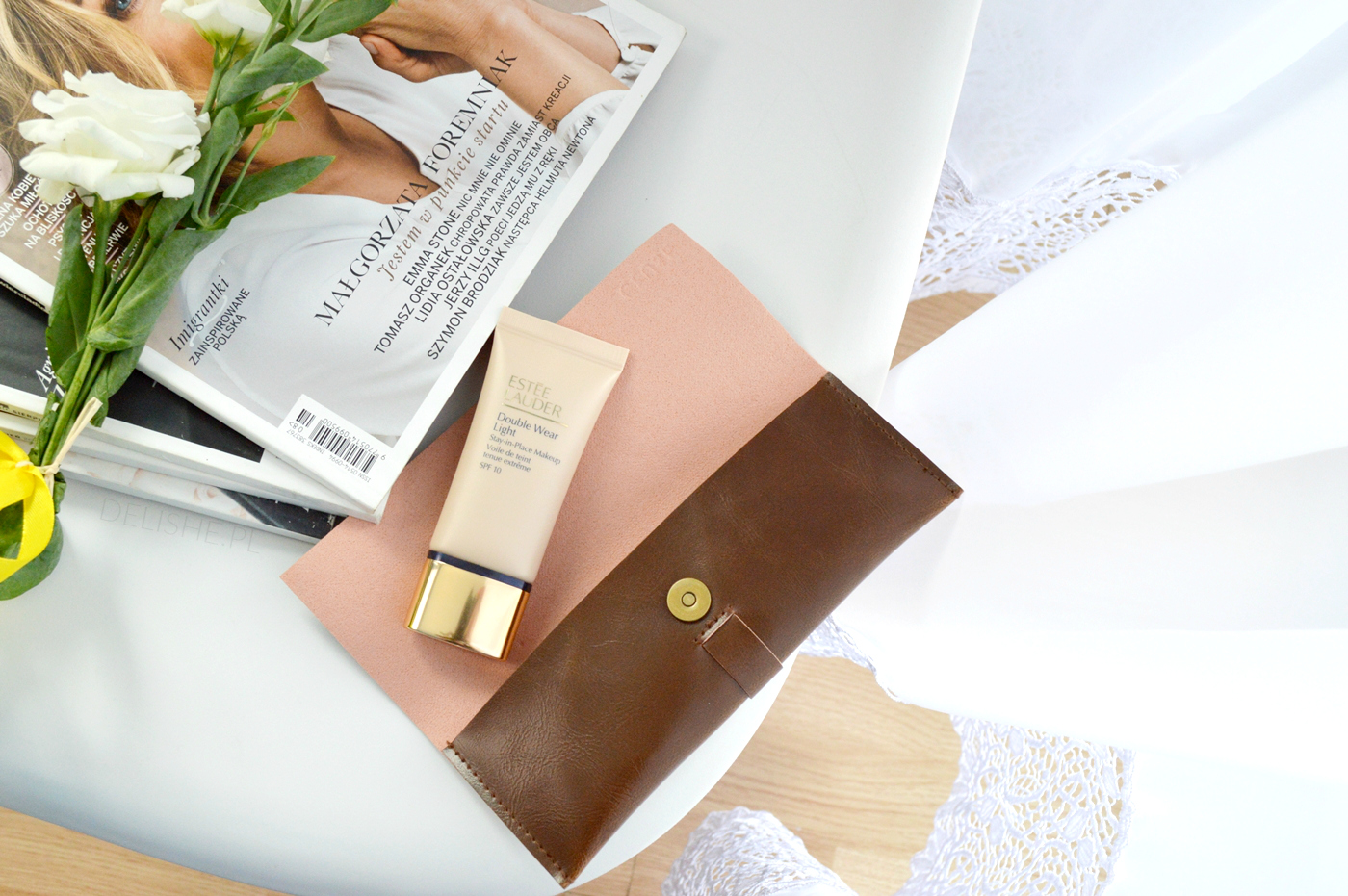 estee lauder double wear light blog