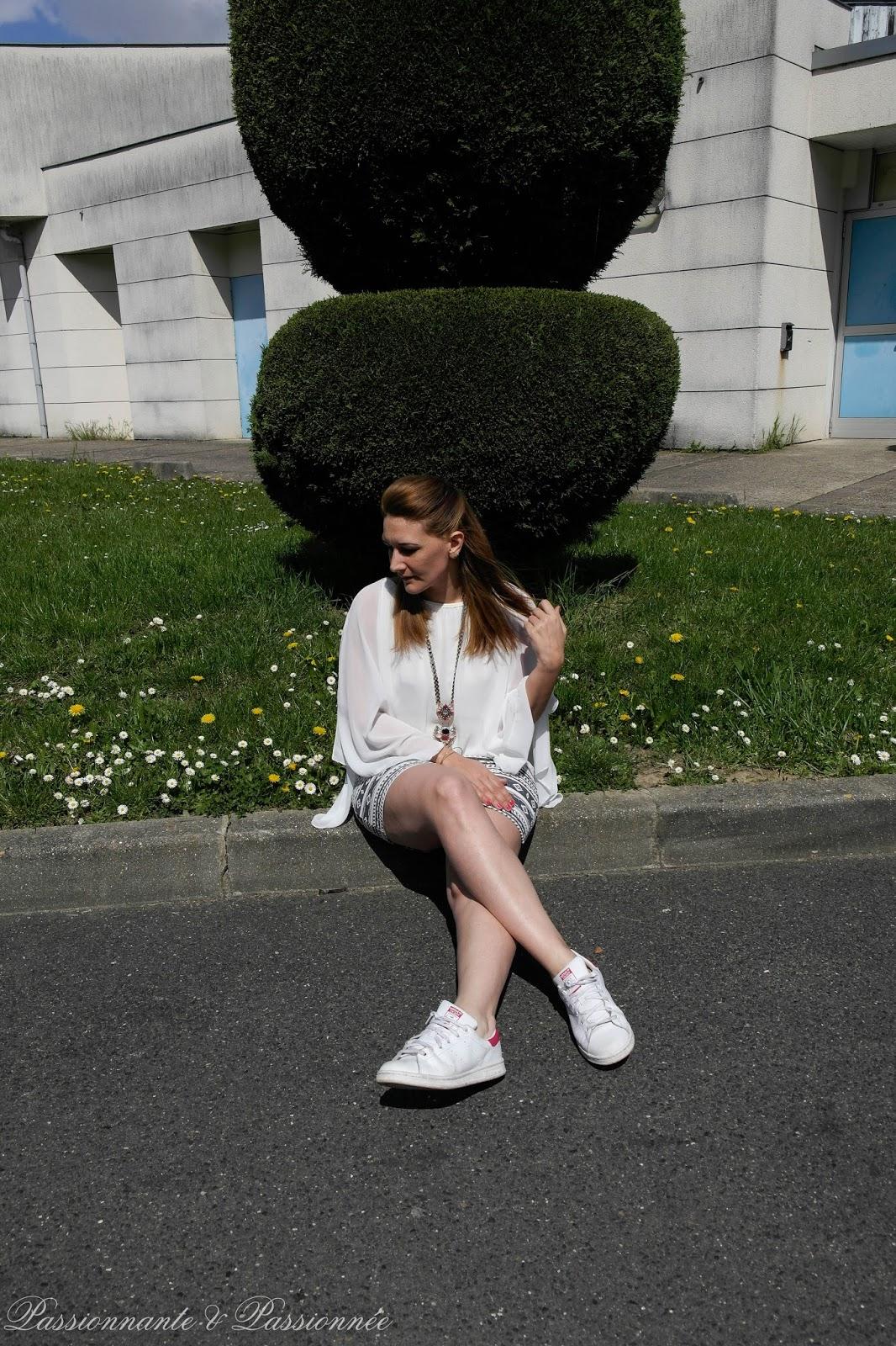 robe bi-matière babou