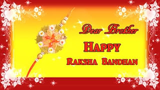 Happy Raksha Bandhan Pictures By Sister