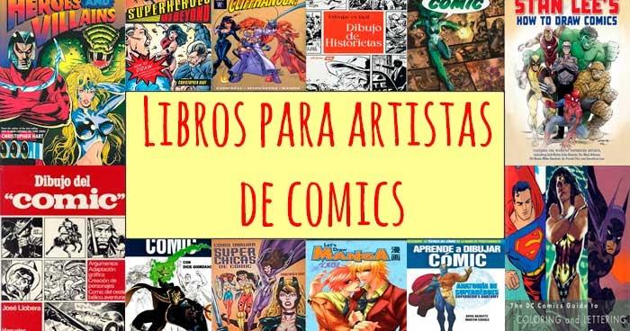 Descarga De Libros Para Artistas De Comic.