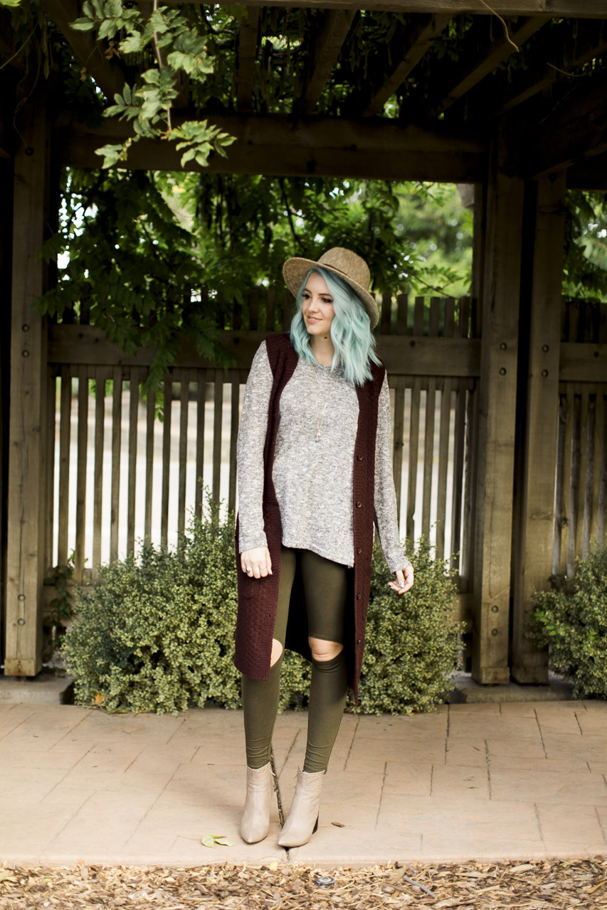 Fall Outfit, Long Tall Sally, Modest Outfit