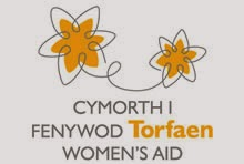 logo design for Torfaen Womens Aid