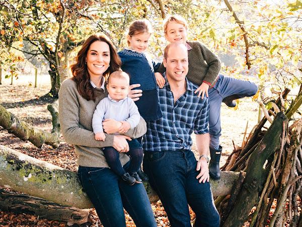 Nowe zdjęcia Rodziny Królewskiej!