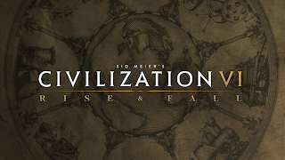 Civilization VI Rise and Fall Background