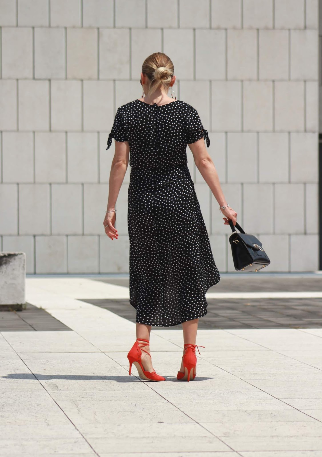 Eniwhere Fashion - Vestito a pois - Come indossarlo