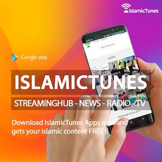 IslamicTunes Streaming Hub