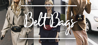 MUST HAVE: Belt Bags