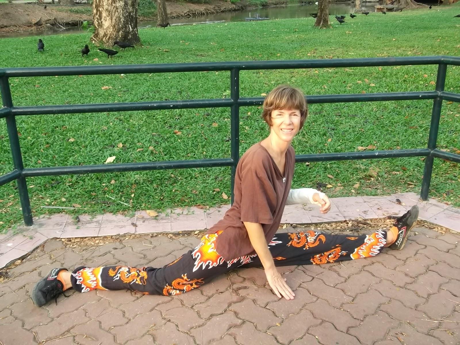 Stretching for Tai Chi | The Tai Chi Companion