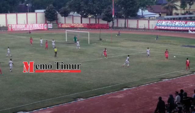 Semeru FC vs PS Mojokerto Putra