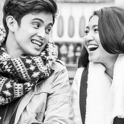 pasangan james reid dan nadine lustre (Jadine) Filipina
